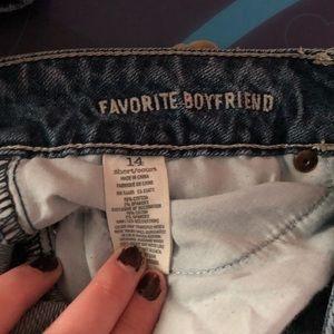 AE favorite BF